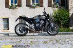 Essai Honda CB1000R Neo Sports Café - Sortie de léthargie