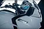 Cette CF Moto 1250 TR-G cache un LC8 d'origine KTM !