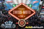 Concours Swiss-Moto 2019 - Nous mettons en jeu 200 billets pour le salon Suisse