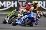 MotoGP de Silverstone - Alex Rins s'impose au dernier virage