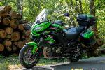 Essai Kawasaki Versys 1000 Grand Tourer – Elle se pliera en quatre pour son pilote