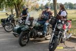 Distinguished Gentleman's Ride 2018 - Les photos de la balade neuchâteloise