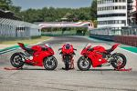 Ducati Panigale V2 - Un V-twin de 155cv pour 176kg