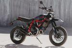 Scrambler Ducati Desert Sled Fasthouse - Série limitée à 800 exemplaires