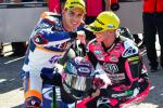 Moto2 à Misano - Fernández vainqueur sur Di Giannantonio - Thomas Lüthi 4ème