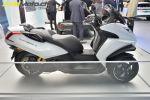 Les motos s'exposent au salon de l'automobile de Genève 2019