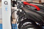 Quadro EQooder - Le scooter électrique de Quadro fait son show au salon de l'auto de Genève
