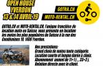 Les journées portes ouvertes de Moto-Rental.ch, c'est ce week-end à Yverdon
