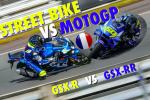 Le jeux des 9 différences entre MotoGP et sportive avec Sylvain Guintoli