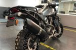 Serait-ce la version finale de la Harley Davidson Pan America ?