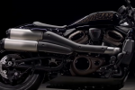 Un modèle inédit Harley-Davidson dans la vidéo de la Pan America
