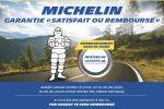 Michelin - Opération satisfait ou remboursé !