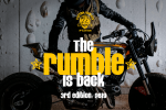 3ème Custom Rumble - Le concours de préparations dédié aux Ducati Scrambler