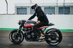 Prépa' - Honda CBX 750 par Chris Scholtka