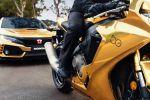 Les 50 ans de Honda Australie valent leur pesant d'or !