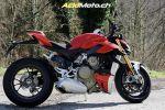 Ducati Streetfighter V4 S - Prise de contact bouleversante