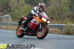 Honda CBR600RR 2013, la surprise de Milan !