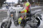 Hivernage moto - Quelques conseils avant que le froid calme nos ardeurs