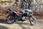 BMW G650GS, le trail bavarois low-cost