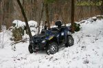 Can-Am Outlander 800R Ltd - La suprématie