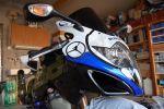 Carénage moto chinois - Cette fois-ci c'est bien mieux!