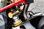 Triumph Daytona 675 R, la petite reine en piste