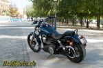 Harley-Davidson Dyna Wide Glide: Belle et rebelle