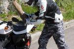 Harley-Davidson Sportster XR 1200 X - Mets de l'angle, j'te dis !
