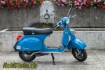 Vespa PX125 2011 - Mamie fait de la résistance!