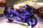 Intermot en Live - Yamaha 2013, une FJR1300 et un avenir à trois cylindres !