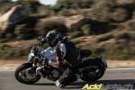 MV Agusta Dragster 800 - Course de Drag en courbe