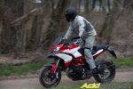 Ducati Multistrada 1200 Pikes Peak - Psychanalyse non comprise