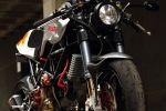 Shotgun – la dernière création de Radical Ducati