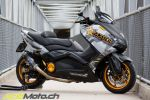 Yamaha T-Max 530 Hyper Modified AM-1 made in Switzerland