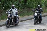 Ducati Diavel versus Yamaha V-Max - Les chevaux sauvages sont lâchés
