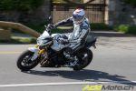 Yamaha FZ8 2013 - Elle ressort plus fort grâce à ses nouveaux ressorts !