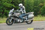 La Yamaha FJR 1300A à l'épreuve du duo