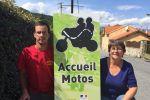 """Point """"Accueil Motos"""" - L'exemple qui nous vient du Languedoc-Roussillon"""