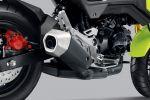 """La Honda MSX 125 """"Grom"""" fait peau neuve pour 2016"""