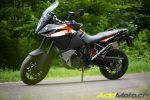 Essai de la KTM 1050 Adventure - La porte ouverte à l'aventure