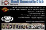 10e anniversaire du Buell Romandie Club - Le 4 juin 2016 au Stunt Zone à St-Aubin (FR)