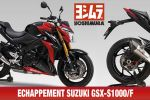 Echappement Yoshimura R11 pour la nouvelle Suzuki GSX-S1000(F)