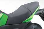 La Kawasaki Z125 pointe son nez