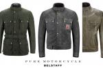Belstaff Brooklands et Snaefell, deux nouvelles vestes classiques au catalogue