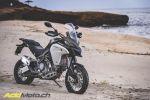 Essai Ducati Multistrada 1200 Enduro - Plus tout-terrain qu'on ne le pense !