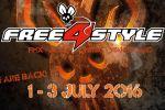 Le Free4Style revient en 2016, du 1er au 3 juillet