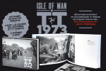 Isle of Man TT 1973, les images d'un monde disparu