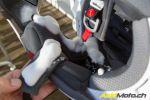 Motorex Helmet care et Protex Spray - Pour nettoyer et imperméabiliser