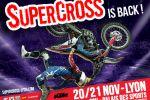 Supercross de Lyon 2015 - Les 20 et 21 novembre au Palais des Sports de Lyon-Gerland