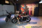 Nouveautés 2016 : Triumph Street Twin - Alternative vintage à la Street Triple